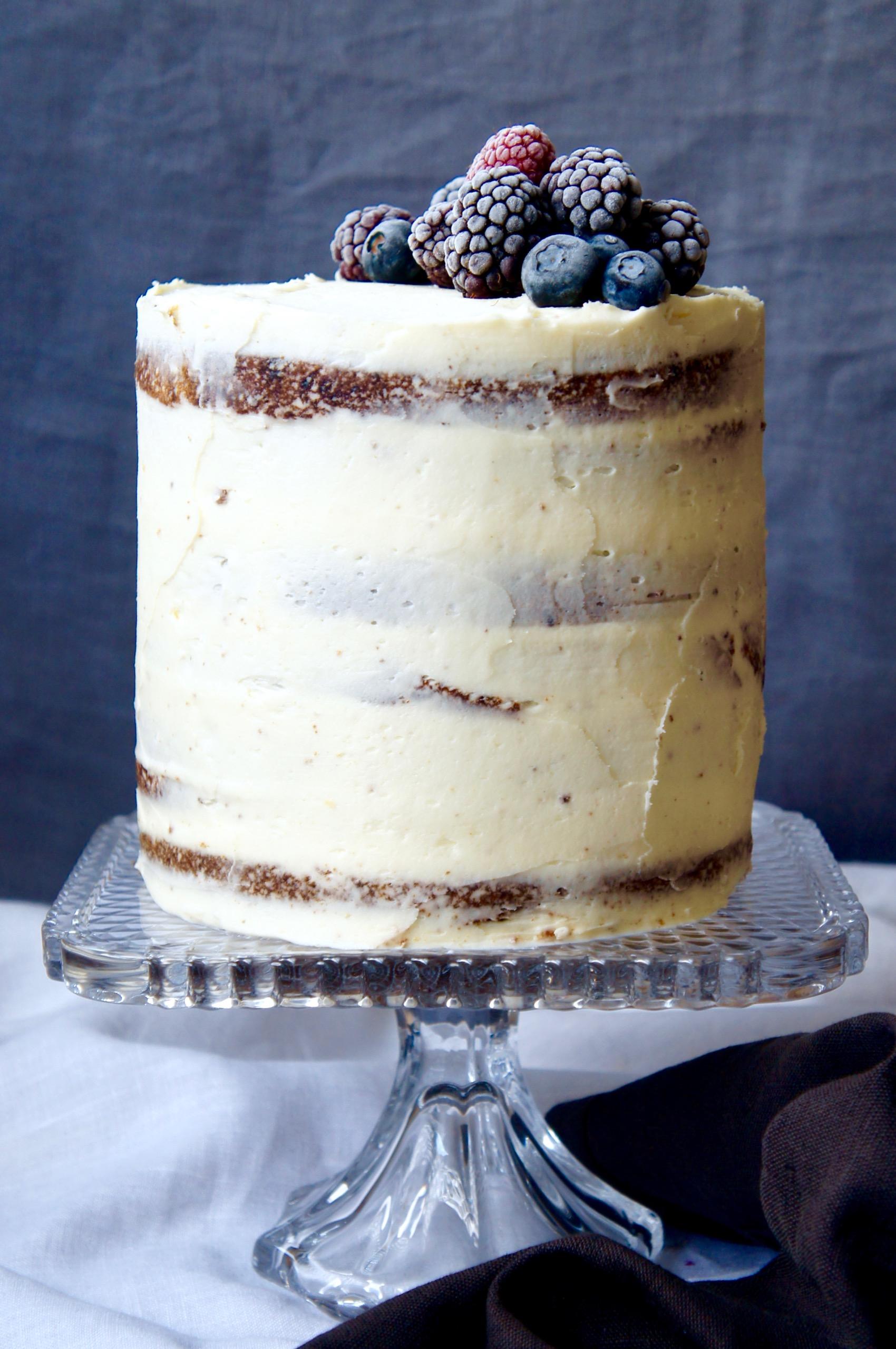 Yuzu Cake Recipe